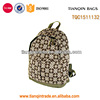 hot sale recycled material cheap fancy backpacks