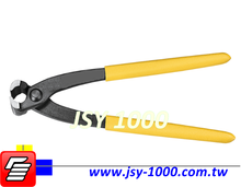JSY887- Hand tools forging heavy duty wire tie pliers