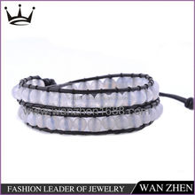 Trendy budget do it yourself wrap bracelet