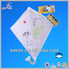 children's educational toy kites with color pen