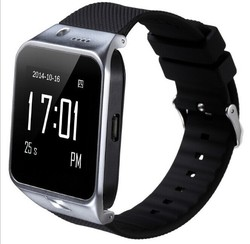 """Wholesale Cheap GSM Smart Watch Phone GV09 1.54"""" Capactive Touch SIM and 32GB TF Card Extension"""
