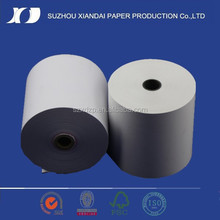 """2015 high quality 3"""" width coupon bond paper from China"""