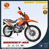 Chongqing New Style 200cc Off Road Motorcycle Dirt Bike SD200GY-10A