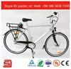 2015 new design 36V10Ah rear carrier li-ion battery electric bike