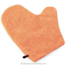 Microfiber wash mitt hot sales