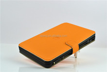 Holster shockproof tablet pc rubber case for Ipad mini with stand