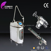 Medical CE best co2 surgical laser Remove scar &10600nm co2 fractional laser machine