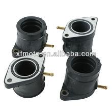 4 PCS Carburetor Interface glue Fit For Yamaha XJR400 XJR 400 1993-1999 94 95 motorcycle