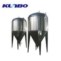 Fermenter used for brewing alcohol