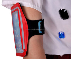 Fabric Neoprene Sport Armband Cell Phone Case For iPhone 5S 5 5G, Cell Phone Case Fabrics
