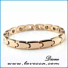 wholesale top quality 316l stainless steel heavy bracelet