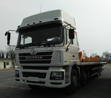SHACMAN D Long F3000 8x4 heavy duty truck