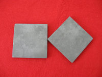 High hardness reaction bonded Silicon Carbide striking Plates with factory price