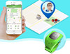 2015 Two-way Conversation Gps Tracker Kids Online Tracking Units