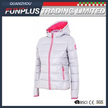 Fashion design new style winter casual jacket for women