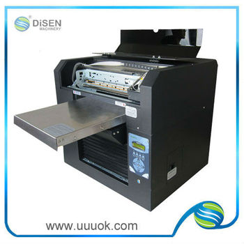 Multicolor business card printing machine for sale View