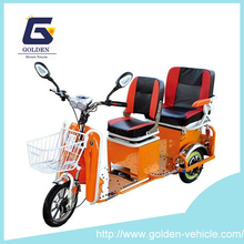 Hot sale three wheel electric tricycle for India market