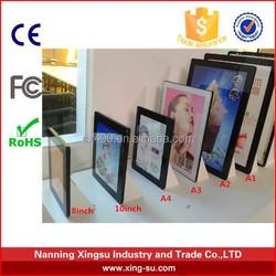 Xingsu factory price home decorative led light photo frame