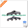 2015 Alibaba hot sale ISO 9001:2008 certificated motor vehicle spare parts cast iron exhaust manifold