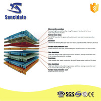 Roof tile/Asphalt roofing shingle/Stone coated roof tile(High quality, low cost)
