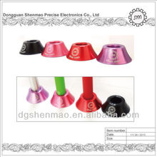 New design round hot colored battery base electronics