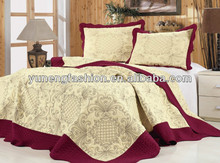 Microfiber Cotton Embroidery Quilt
