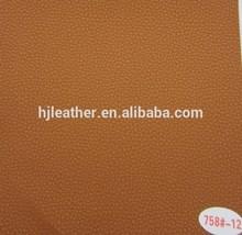 venta del fabricante de pvc de cuero sintético para el asiento del coche con resistencia a las manchas