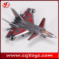 new product 2.4G 4CH RC airplane J-20 stealth fighter jet airplane jet turbines