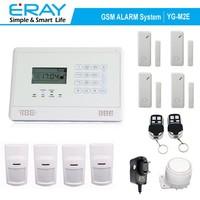 GS-M2E GSM alarm 3g home alarm system with sms, mms,smart