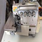 80% nova pegasus M-útil 4 indutrial de costura overlock máquina de costura