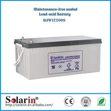 24v 100012V 100AH ah lipo battery solar system/ ups / telecom system / energy storage system