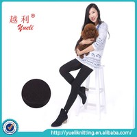 Winter thick warm always leggings fabric sexy pantyhose girls in tights