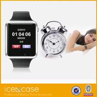 2015 Watch phone W8 Smart Watch Phone 1.54 inch SIM Card TF Card Camera Android Bluetooth Watch