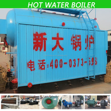 China boiler and pressure vessel manufacturer biomass fired hot water boiler from 0.5 ton to 20 tons for sale