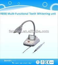 los dientes que blanquea el sistema para el escritorio