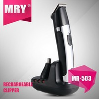 high speed charge hair trimmer design for dog