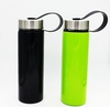 2015 new products 600ml/21oz single wall stainless steel 350ml water bottle for gym soda water bottle