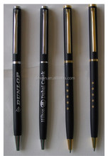 High quality metal ritz carlton hotel pen popular hotel pens factory sales promot delivery