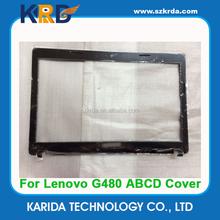 Wholesale Brand new Laptop plastic bezel housing for Lenovo G480 G485 computer parts