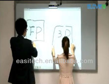 Finger Touch Portable Interactive Whiteboard for Class Room
