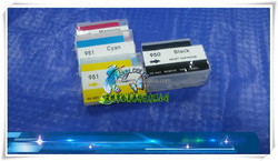 Factory supply,high quality!The New !!Refillable ink cartridge for Hp 950
