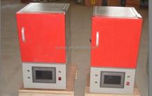 Touch screen muffle furnace, furnace, laboratory muffle furnace