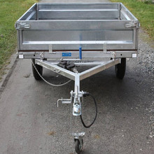 Multi-function cargo trailer Trailer