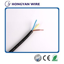 Flexible Conductor Low Voltage Cable RVV Copper Cable