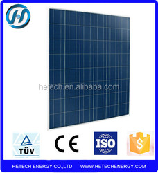 Polycrystalline 185w solar panel manufacturers in china with low price