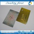 Oferta caliente inteligente rfid tarjeta en blanco