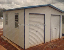 small steel structur warehouse/low cost rusty removed steel structure warehouse