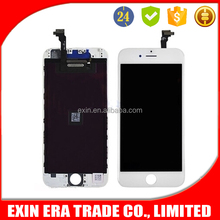 100%pass Genuine screen For iphone 6 lcd screen Original Hot sale touch For iPhone 6 oem lcd screen replacment 4.7