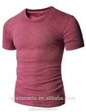 2015 factory direct cheap clothing fashion men custom tshirt printing collar tshirt design