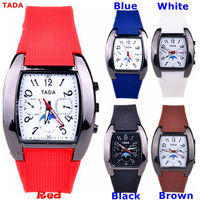 hot new products for 2015 replice excellence wholesale latest aviation TADA wrist quartz women men sport brand watch
